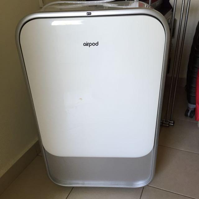 Portable Air Conditioner (Altise Brand)