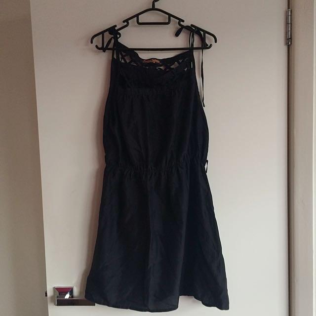 Princess Highway Black Dress