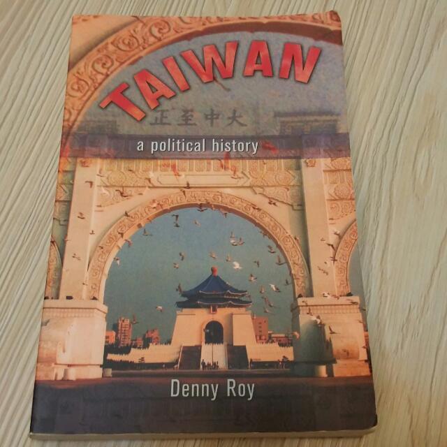 Taiwan-a political history(Denny Roy)