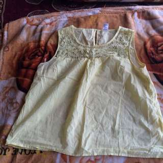 Summer Top Size 18