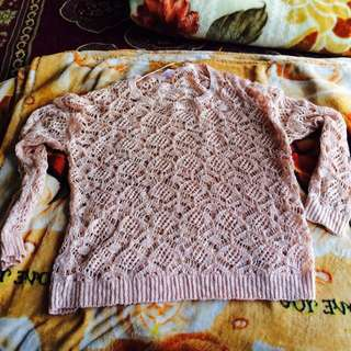 Knitted Tops size 16 And Size 14 ( But Will Dit Size 16 Person)