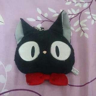宮崎駿 魔女宅急便 黑貓零錢包