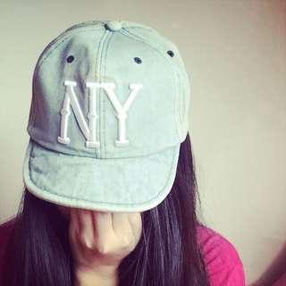 NY牛仔帽