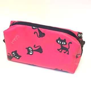 貓咪化妝包、筆袋、收納袋