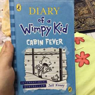 Diary Of A Wimpy Kid / Cabin Fever