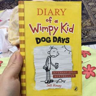 Diary Of A Wimpy Kid / Dog Days