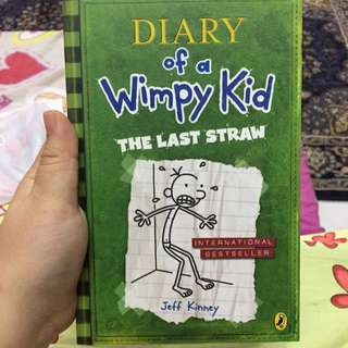 Diary Of A Wimpy Kid / The Last Straw
