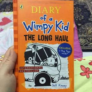 Diary Of A Wimpy Kid / The Long Haul