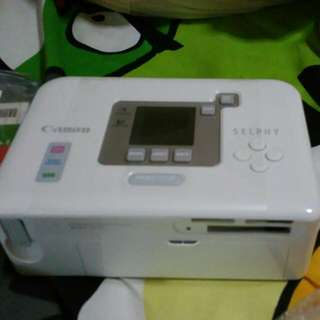 Canon selphy cp7200
