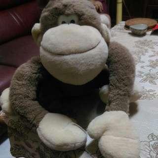 可愛獼猴玩偶