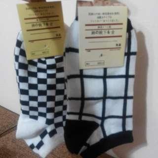 無印良品 襪子