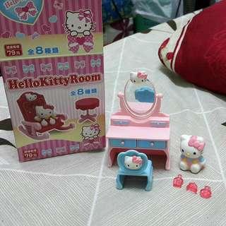 (全新)Hello Kitty小模型🌟含運