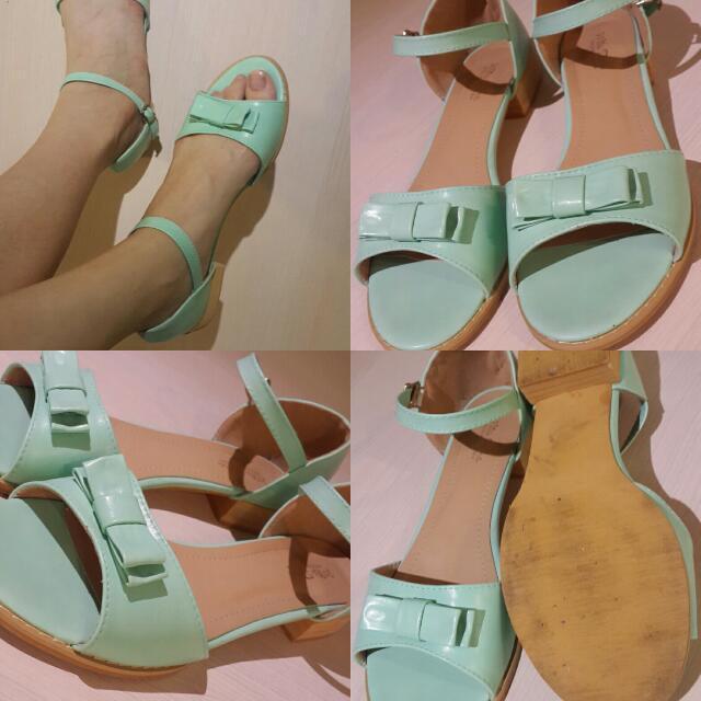 大尺碼女鞋(涼鞋)