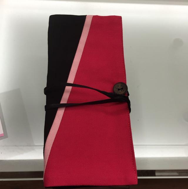 捲軸式筆袋