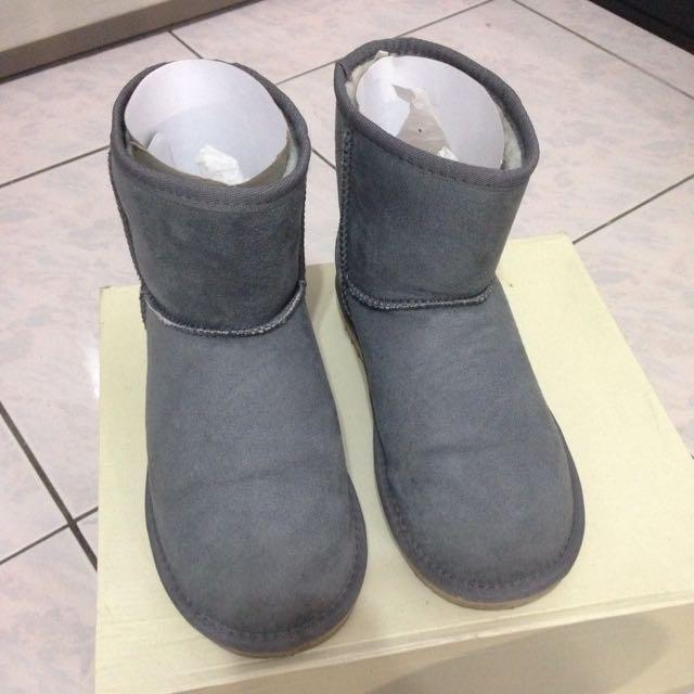 無印良品雪靴