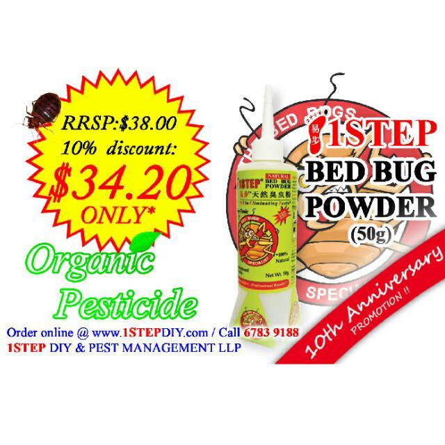 Bedbug Powder
