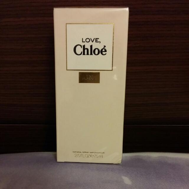 Chloe Love 75ml 香水