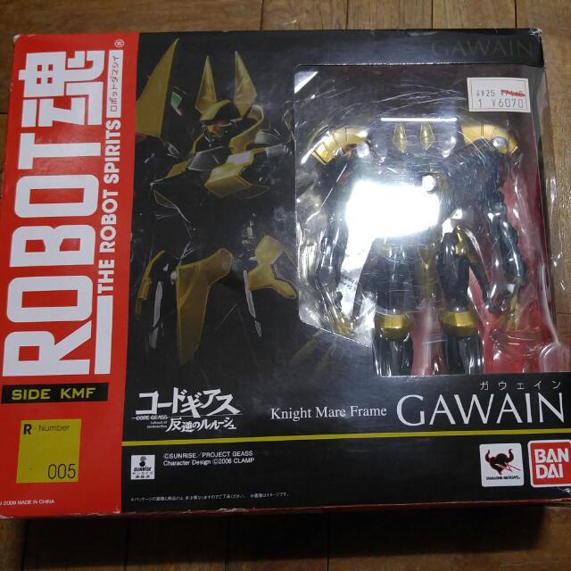 GAWAIN Figurine