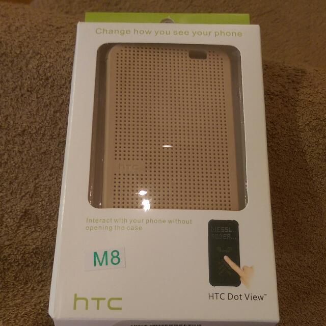HTC M8點點手機殼,保護套