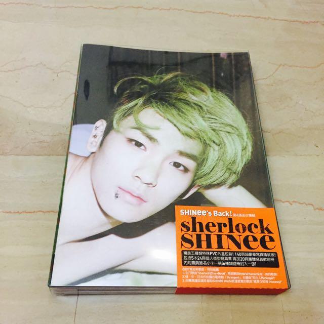 SHINee / 第四張迷你專輯Sherlock