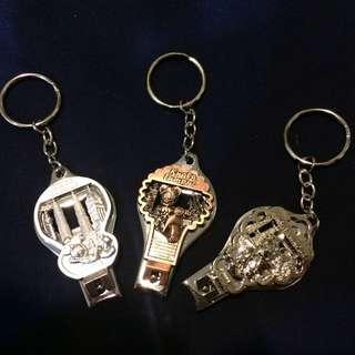 迪士尼系列  精美指甲剪鑰匙圈