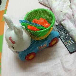 全新兔兔挖沙組