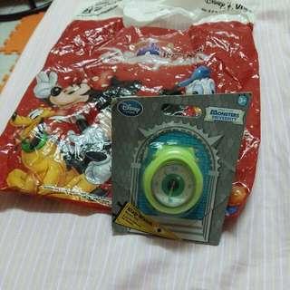香港迪士尼帶回的手錶