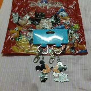 香港迪士尼帶回鑰匙圈