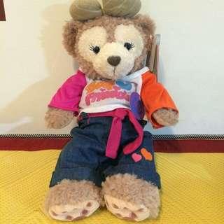 玩偶衣服 S號duffy達菲熊可穿 免運