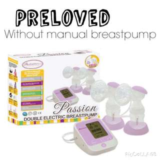 Preloved Autumz Passion Double Breast Pump