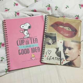 A4 Typo Campus Notebooks