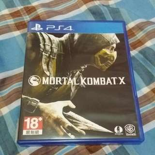 PS4 MORTAL KOMBAT