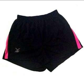 pink dri fit fbt shorts