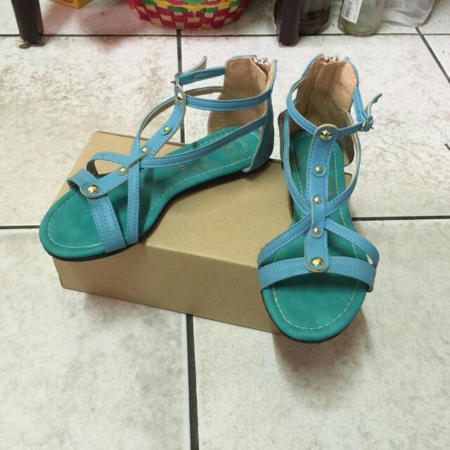 涼鞋23.5
