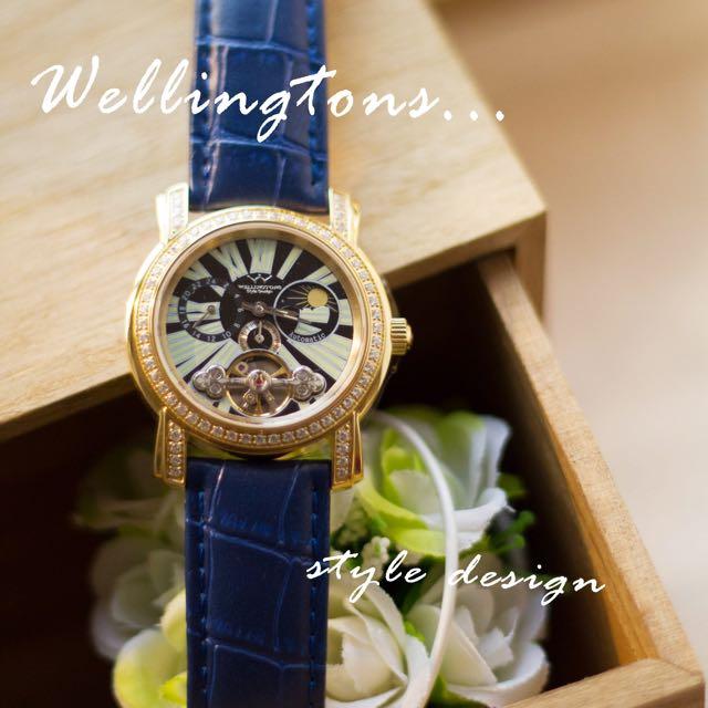 復古機械錶