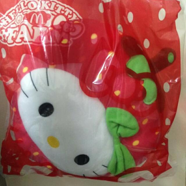 麥當勞 草莓 kitty