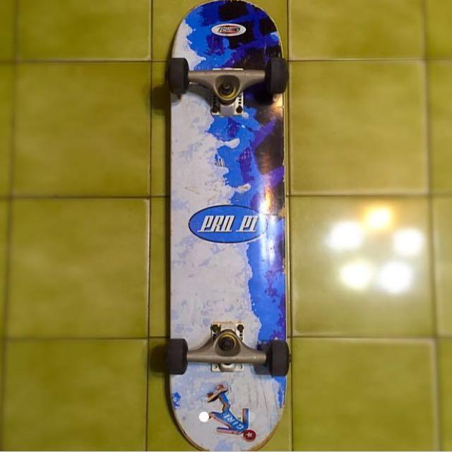 滑板 二手 Switch