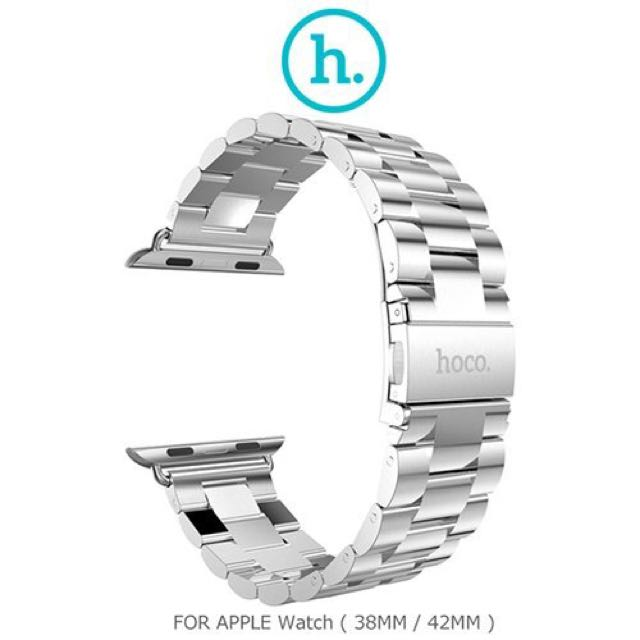 全新 Apple Watch 42mm 不鏽鋼錶帶 現貨