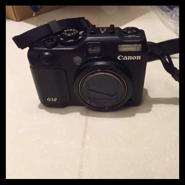代售!Canon G12 類單眼 大全配 9.999成新✨