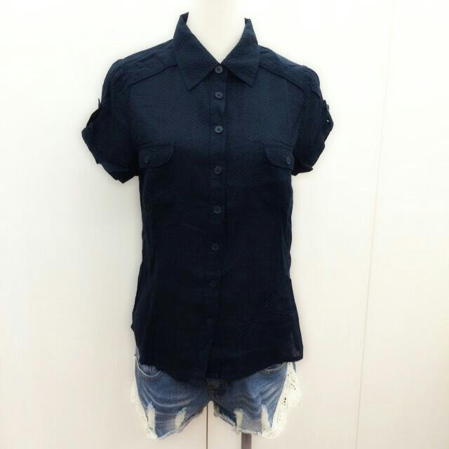 NET短袖襯衫