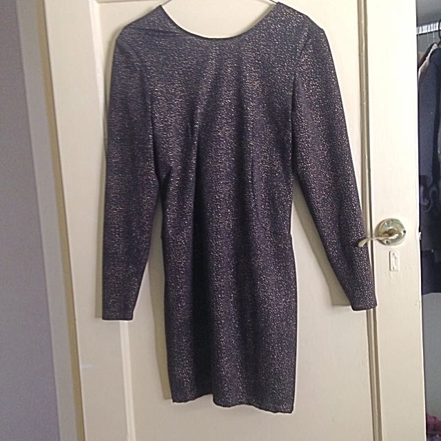 Size 8/10 Mini Sequin Dress