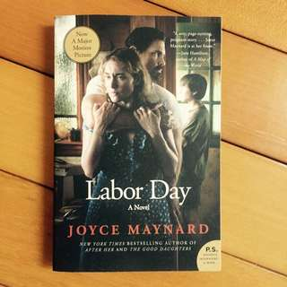 Labor Day (ㄧ日ㄧ生英文版)