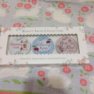 【全新】Beauty Salve Collection 三件組