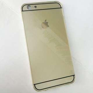 iPhone 6 Plus 手機殼 香檳金色