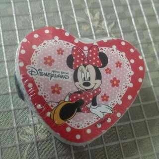迪士尼  米妮方巾