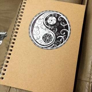 YinYang Notebook