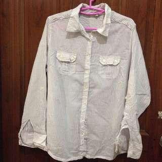 Marks & Spencer Stripe Shirt