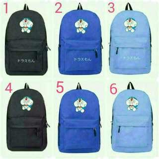 (PO) Doraemon bag pack / school bag