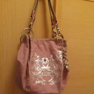 👝KATHY皇冠桃紅包包