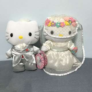 Hello Kitty and Daniel - Married Couple 'McDonalds'